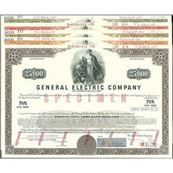 General Electric Company Bonds