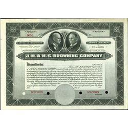 J.M. & M.S. Browning Company.