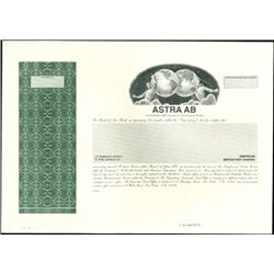 Foreign Pharmaceutical-Related Stock Proofs (4),