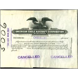 American Eagle Aircraft Corp. & Pittsburgh Screw &