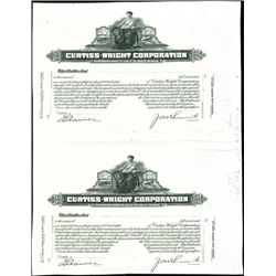 Curtiss-Wright Corporation Proofs (2),