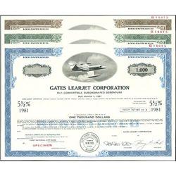 Gates Lear Jet Corporation