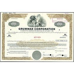 Grumman Corp. Registered bonds