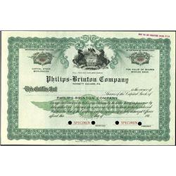 Philips-Brinton Company,