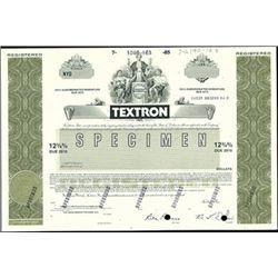 Textron Inc. Aviation and Aerospace Company.,