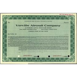 Verville Aircraft Company,