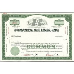 Bonanza Air Lines, Inc.,