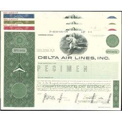 Delta Air Lines, Inc. Assortment,