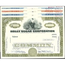 Holly Sugar Corporation Group