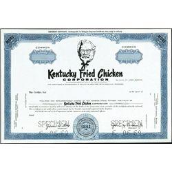 Kentucky Fried Chicken Corporaton,