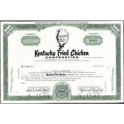 Kentucky Fried Chicken Corporaiton,