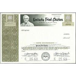 Kentucky Fired Chicken Coporation