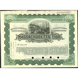 Massachusetts Fish Company.