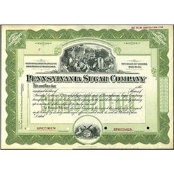 Pennsylvania Sugar Company.