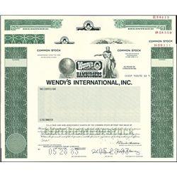 Wendy's International, Inc.
