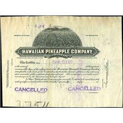 Hawaiian Pineapple Company, Limited