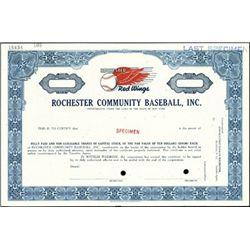 Rochester Community Baseball, Inc.