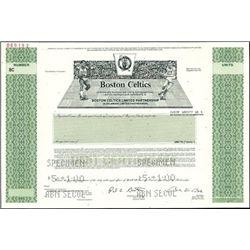 Boston Celtics Certificate Trio (3).