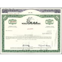 World Jai-Alai, Inc. Pair,