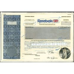 Reebok International, Ltd. Unique Production File
