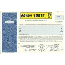 Crazy Eddie, Inc.,