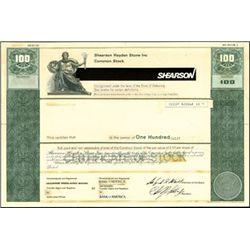 Shearson Hayden Stone Inc. Unique Production File