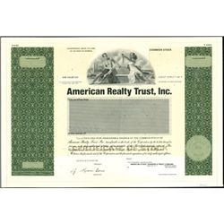 American Realty Trust, Inc. Production File,