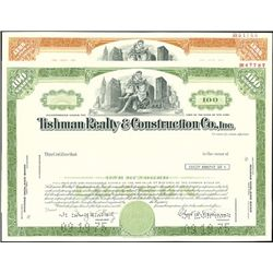 Tishman Realty & Construction Co., Inc.