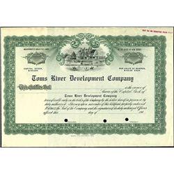 Toms River Development Company,
