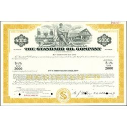 Standard Oil Company Registered Bonds,