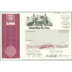 InterNorth, Inc. (Enron Corp) Transition Certifica