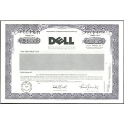 Dell Computer Corporation Institutional Investor C