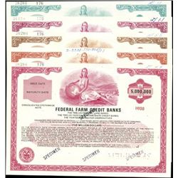 Federal Farm Credit Banks Government Bonds,