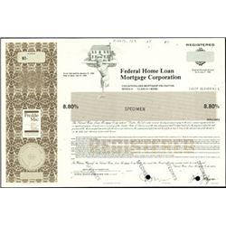 "Federal Home Loan Mortage Corporation ""Freddie Mac"