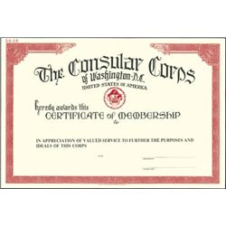The Consular Corps of Washington, D.C.,