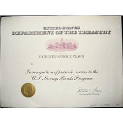 U.S. Department of the Treasury,