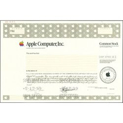 Computer Companies - Apple, Compaq & Tandem Comput
