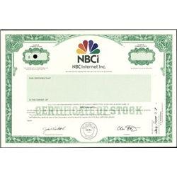 Internet Names Including NBC Internet, Amazon.com,