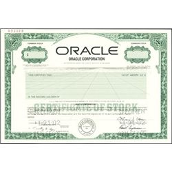 Internet Related Names - Oracle, Network Solutions