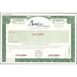Northern California Bank Stock Certificate Assortm