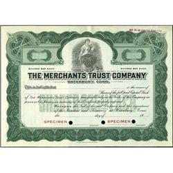 The Merchants Trust Co.,
