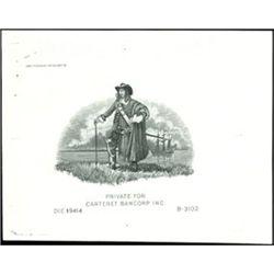 Carteret Bancorp Inc. Unique Production File With