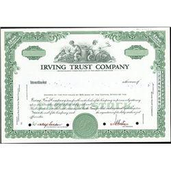 Irving Trust Company,
