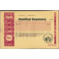 Ameritrust Corporation Production File,