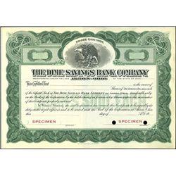 The Dime Savings Bank Company,