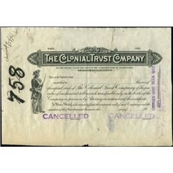 Colonial Trust Company