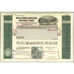 Wells Fargo Mortgage and Equity Trust Registered B