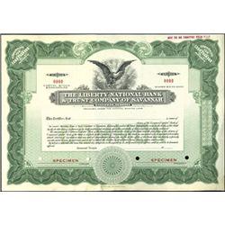 Liberty National Bank & Trust Company of Savannah