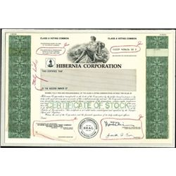 Hibernia Corporation Unique Production File with P