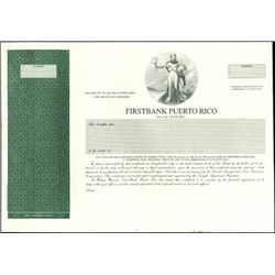 Mixed Banking Proof Stock Certificates (6),